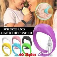 Handwashing Anytime&Anywhere!!!<b>Reusable Wristbands Hand</b> ...