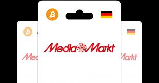 Buy MediaMarkt with Bitcoin or altcoins - Bitrefill