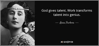 TOP 25 QUOTES BY ANNA PAVLOVA | A-Z Quotes via Relatably.com