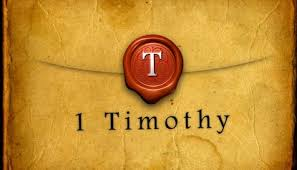 Image result for images for the epistle of 1st Timothy