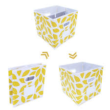 Green MAX Houser Fabric Storage Bins Cubes Baskets Containers ...