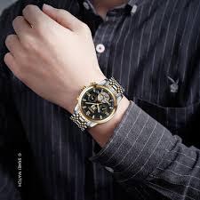 <b>SKMEI</b> M029 Luxury <b>Men Automatic Mechanical</b> Watch Fashion ...