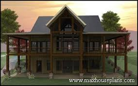 New Home Building and Design Blog   Home Building Tips   Lake    Craftsman  Lake  and Cottage Home Plans   Max Fulbright Designs