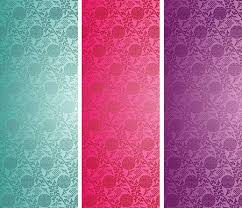 Set of <b>vintage</b> colorful <b>traditional Chinese</b> pattern background.. Vector