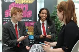 new confidential school nurse texting service for young people in new confidential school nurse texting service for young people in notts nottingham local news