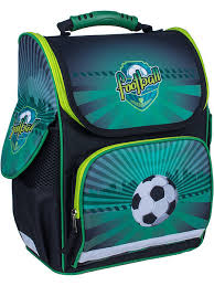 <b>Ранец</b> Junior <b>Football</b> Art space 7752623 в интернет-магазине ...