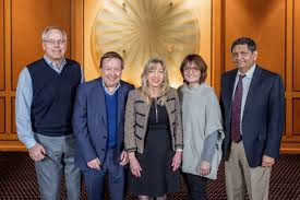 our team can bind scientific innovation team sit left to right dr ronald duman yale university dr trevor robbins university of cambridge dr barbara