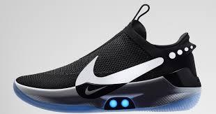<b>Кроссовки Nike</b> с автоматической шнуровкой сломались после ...