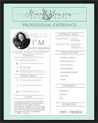 freelance photographer resume sample photography resume template