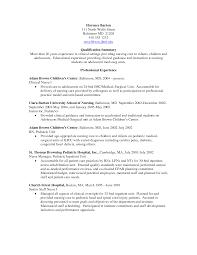 nurse resume nursing resumes  cenegenics conursing