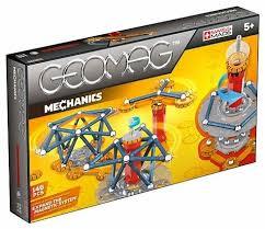 Магнитный <b>конструктор GEOMAG Mechanics</b> 722-146 — купить ...