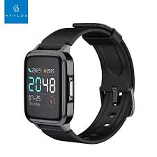 Global Version Xiaomi Haylou LS01 Smart Watch Heart Rate ... - Vova