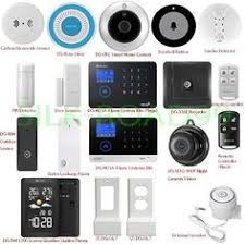 2018 alarm systems security home android ios smart phone app gsm system wireless motion sensor