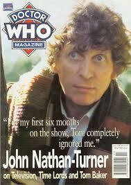 Doctor Who Magazine #233 - John Nathan-Turner ... - 1185904-dwm_issue233