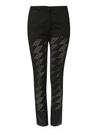 <b>Costume National</b> черные узкие <b>укороченные брюки</b> из ...
