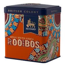 <b>Чай Richard British</b> Colony Royal Rooibos <b>черный</b> 50 г - купить по ...