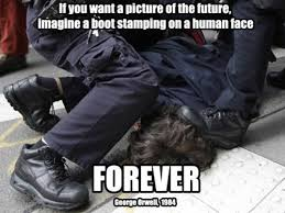 Image result for 1984 boot face forever
