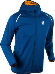 <b>Куртка мужская</b> Bjorn Daehlie Stockholm, цвет: синий ...