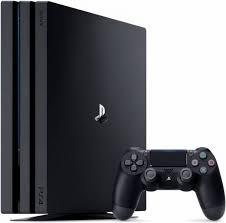 Игровая <b>приставка Sony PlayStation</b> 4 Pro 1TB (чёрный ...