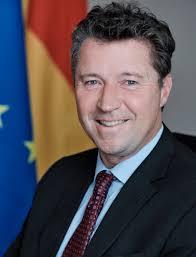 Посол Геза <b>Андреас</b> фон Гайр
