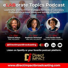 """eLABorate Topics - Episode 37: """"Forensic Pathology: I Tell The Story My Patients Can't Tell """" -Dr. Nicole Jackson"""