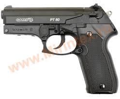 "<b>Gamo PT</b>-<b>80 Пневматический пистолет</b> "" PT-80"" 4.5 мм купить по ..."