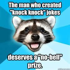 Lame Pun Coon memes | quickmeme via Relatably.com