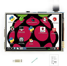 Waveshare Raspberry Pi LCD <b>Display</b> Module <b>3.5inch</b> 320*480 TFT ...