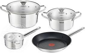 Купить <b>Набор посуды</b> Tefal Simpleo <b>6</b> предметов с доставкой на ...