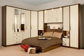built bedroom furniture built in