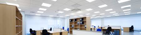 lighting in offices after 2 x 2 amp 2 x 4 led retrofit fixtures 35w amp charming cool office design 2