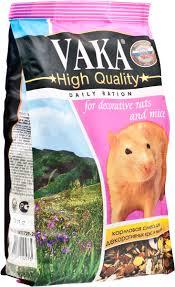 "<b>Корм</b> для крыс и мышей <b>Вака</b> ""<b>High</b> Quality"", 500 г — купить в ..."