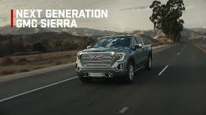Next Generation Sierra | Jaw Drop | GMC - YouTube
