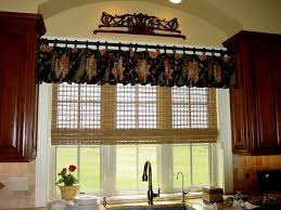 modern kitchen curtains valances magnificent