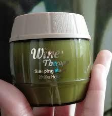 [Review] <b>Holika Holika Wine Therapy</b> White Wine <b>Sleeping</b> Mask ...