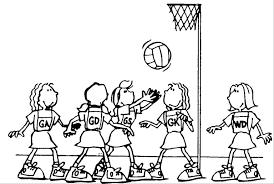Image result for netball