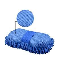 Miaoo Microfibre <b>Chenille Car Wash Gloves</b> Cleaning Sponge <b>Mitt</b> ...