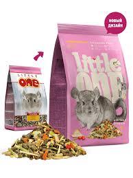 <b>Корм Little One</b> для шиншилл 400 г / Сухой корм для грызунов ...