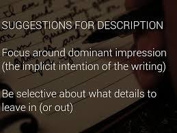 dominant impression essay college essays college application essays dominant impression essay essay the encyclopedia
