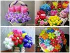 Поделки из шариков цветок