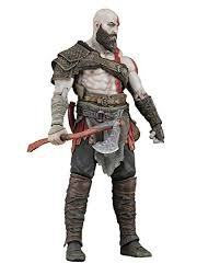 """<b>NECA God of</b> War (2018) <b>7</b>"""" Scale Action Figure, Action & Toy ..."""