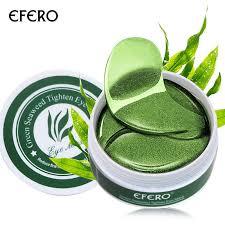 EFERO <b>24K Gold</b>/<b>Seaweed</b> Crystal <b>Collagen Eye</b> Mask Patch ...