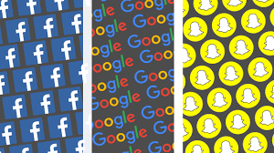 facebook google snapchat do you want in