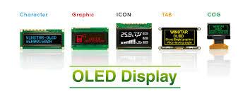 Sunlight Readable OLED, COG OLED, OLED TAB, ICON OLED ...