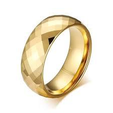<b>Rings Fashion</b> Men <b>Jewelry</b> Exquisite <b>Tungsten Steel</b> Multi-section ...