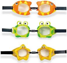 <b>Очки</b> для плавания <b>Intex</b> 55603 купить в интернет-магазине Лето