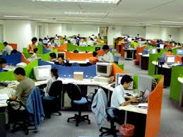 software company office. fpt software outsourcing iaop company office c