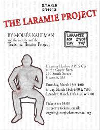 sturgis theatre a retrospective sturgis soundings magazine laramie cast