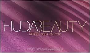 <b>HUDA BEAUTY Desert Dusk</b> Eyeshadow Palette: Amazon.co.uk ...