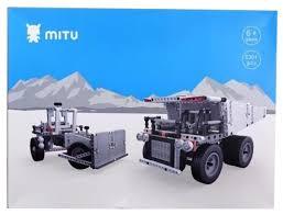 <b>Конструктор Xiaomi Mitu</b> Block Robot Mine Truck — купить по ...